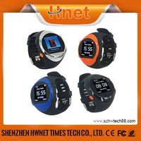 Handheld wrist watch personal gps trackers gps watch google map for old people