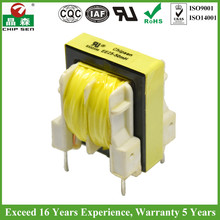 ISO Factory Low Price UL ROHS Certified 120V 12V Toroidal EE25 High Frequency Control Transformer