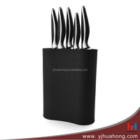 Wholesale 6pcs Multi Purpose Knife Set with Wooden Block