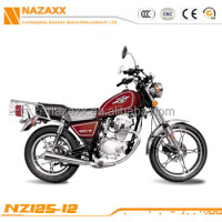 NZ125- 12 2016 New 125cc Barato Proeminente Hot Sales Adults Chooper/Media Motorcycle/Motocicleta