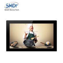 Hot product 32 inch touch screen digital signage with wifi 3G GPS for indoor advertising use