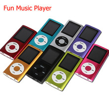 2017 The Best Gift 4gb 8gb 16gb mp3 mp4 Player FM Video