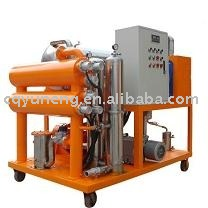 ZJC-R Series Waste Oil Regeneration System/Vacuum Oil Purifier for Lube Oil