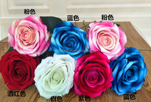 Factory wholesale artificial rose flower real touch rose stems
