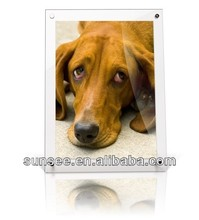 high quality elegant acrylic picture photo frame free download software wholesale