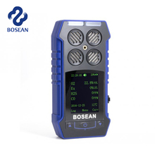 Top High Quality Digital Alarm Function NH3 Meter methane Ammonia Gas Detector