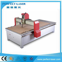 Solid Wood Cabinets CNC Router machine for cutting Particle Board