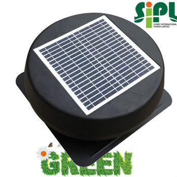 Solar Vent Air Circulation Fan Hot Products New Design