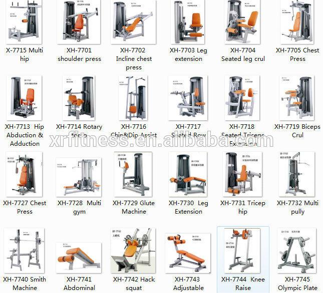 Xr chest press buy seated row machine multi gym