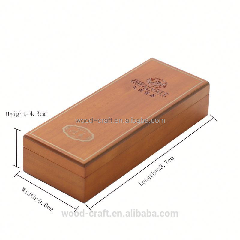 2015 High Quality small wooden containers Made in China