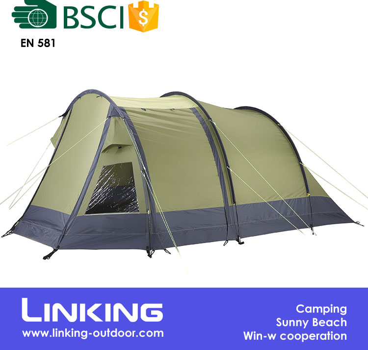 Super Strong Simple Folding Large Luxury Camping Tent