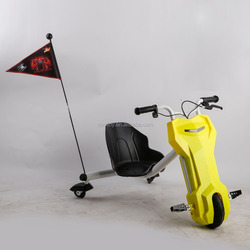 3 wheels 360 PowerRider Drifting Scooter with High Speed and Strong Power