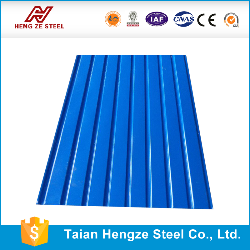 New Products Color Metal Roofing Sheet Philippines
