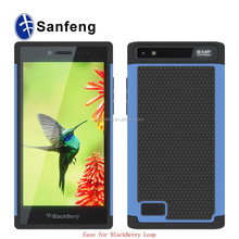 New arrival for blackberry leap Z20 telephone case for hot sale