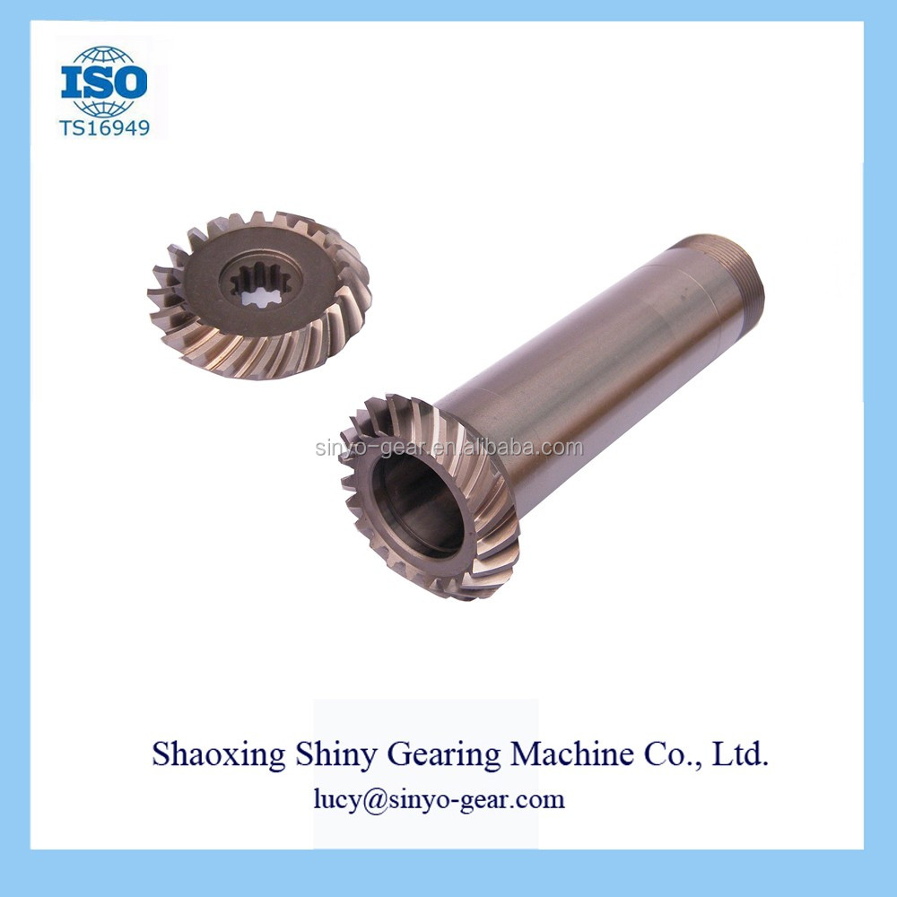 Factory OEM Robot Arm Spiral Bevel Gear Machine