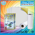A4 115G/135G/150G AND 135G CD SELF ADHESIVE GLOSSY STICKER INKJET PHOTO PAPER