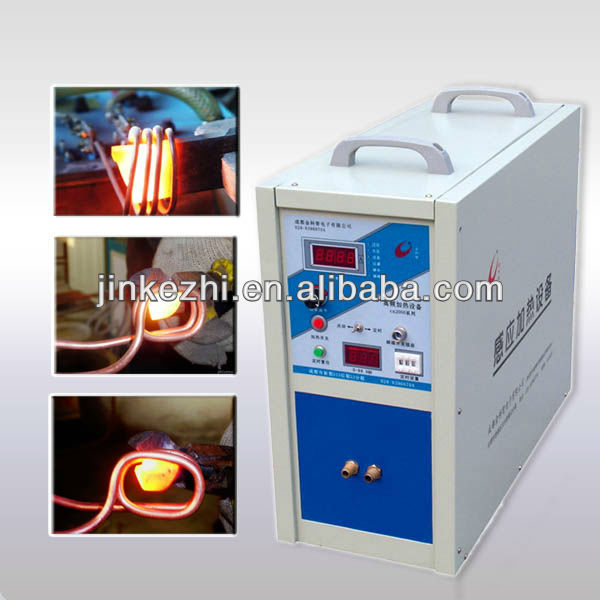solid state high frequency alloy cutter brazing induction welding machine
