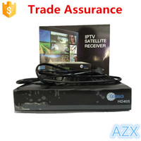 satellite receiver internet tv set top box azbox newgen mini Globo HD405