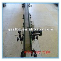 Guaranteed 100% 2012 hot sale stainless steel chain conveyor system for small factory,made in Guangzhou(M)