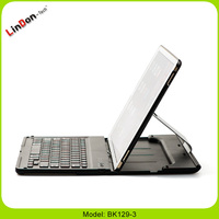 360 degree rotate wireless bluetooth keyboard protect case for iPad pro 12.9""