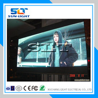2015 new inventions good quality indoor full color led screen module display p7.62 auto led