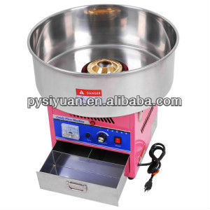 Musical Cotton Candy Machine