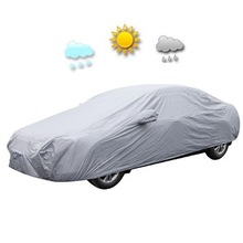 Rain crazy selling hot sale half car cover with great price
