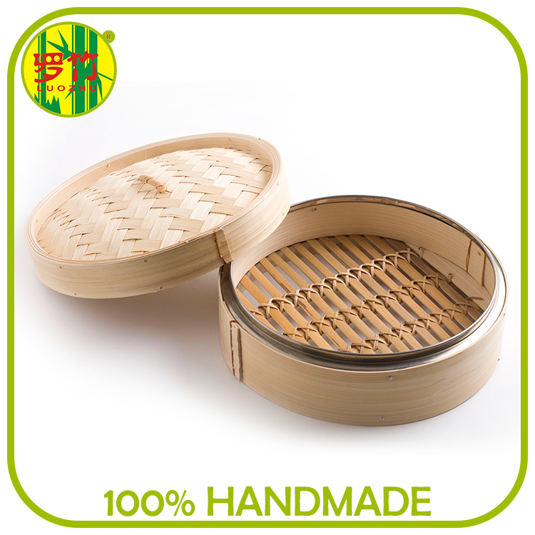 Looking for Investment Partner Household Kinchen Ware Bamboo Home Steamer for Cooking