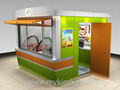 Outdoor ice cream kiosk 3000 x 3000mm for sale
