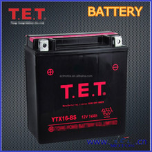 SCL-2013072157 Used For Jialing Motorcycle 12V 14Ah Battery