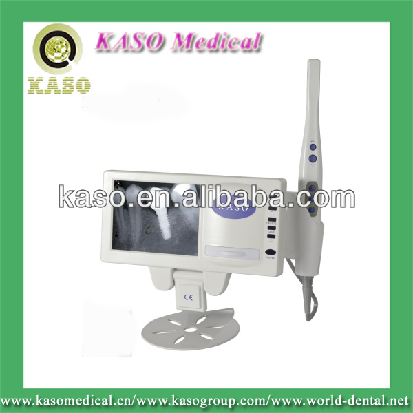 KASO Dental Wireless Intraoral Camera with LCD and USB oral cam KS-CM269