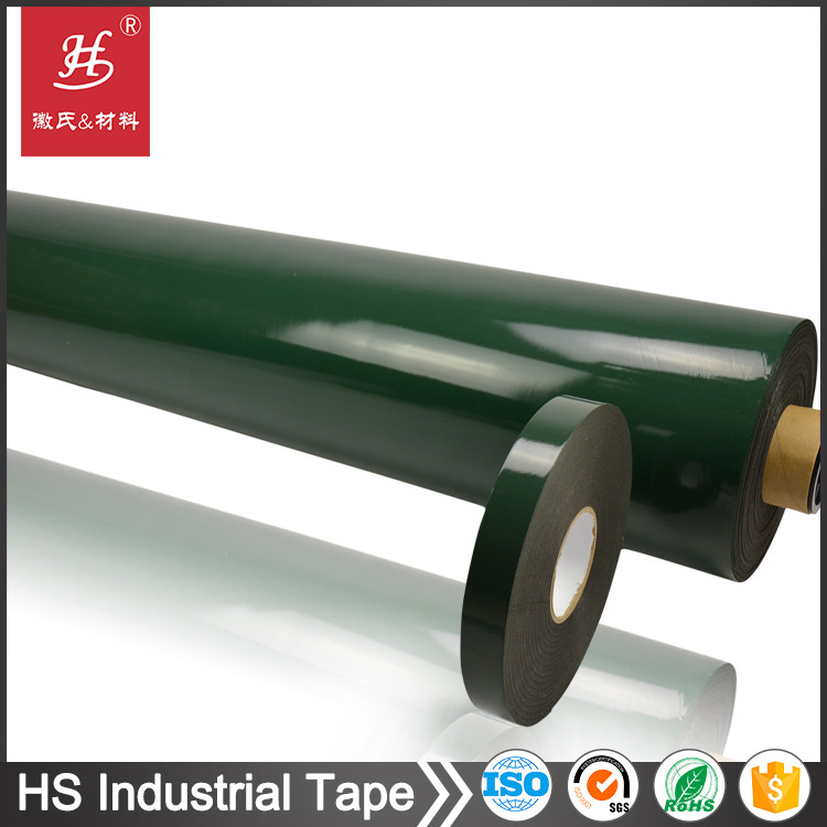 Permanent Mounting double side coated pe foam tape for solar