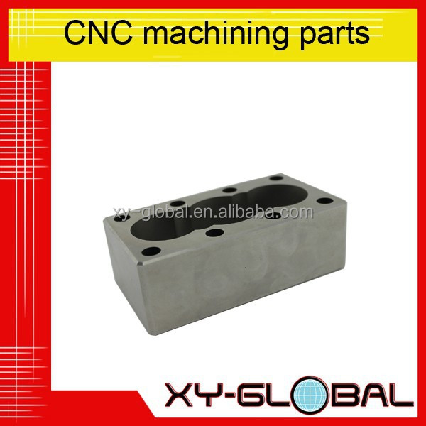Fixed function parts/precision metal part/CNC machining parts with high quality