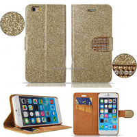 Cellphone Card Slot Flip Cover Double Sided Case for iPhone 5