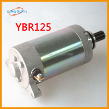 Motorcycle starter motor for YBR125