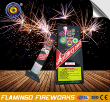 "With CE certificate Whistling Buster (Assorted) 1.75"" new products 2014 display shell fireworks for sale"