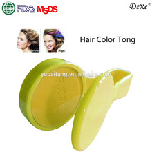 New design best sale henna powder temporary hair dye for colorful hair styles