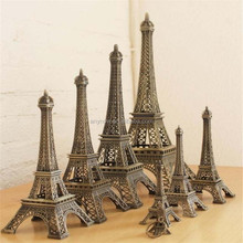 Home Mini 3D Model of Paris Eiffel Tower