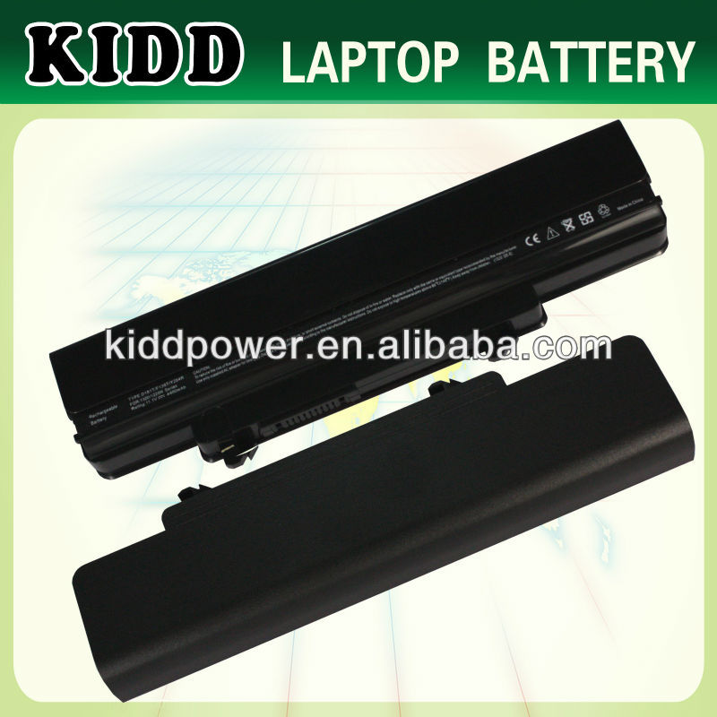 11.1V 4400mAh external battery For Dell Inspiron 1320 F136T D181T Y264R bateria do notebook