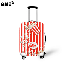 ONE2 design 2016 Best selling custom made travel luggage suitcase covers
