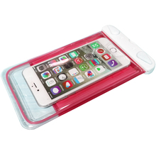 2017 Cheap and Cute Pvc Waterproof bag for Ipad Mini with string