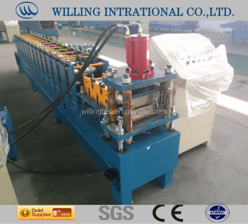 excellent quality simple control roller shutter machine