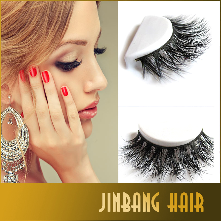 New styles 3d mink eyelash extensions , top quality private label eyelash packaging 3d lashes