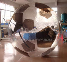 inflatable football water ball, football design for sale D1008