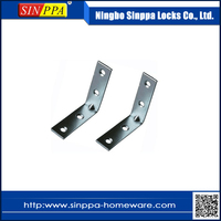 L Shape Metal Furniture Angle Bracket