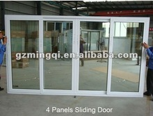 germany sliding door (4 panel sliding)