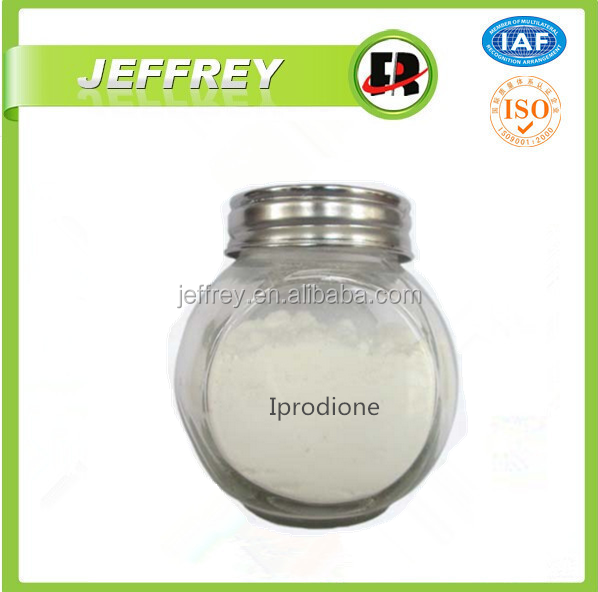 Factory supply 97%TC, 50%WP, 50%SC fungicide iprodione rovral