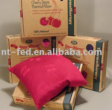 Cherry stone pillow 3d