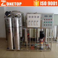 Factory price reverse osmosis filtration ro water filter machine