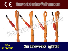high quality igniter/1000pcs/carton,wholesale fireworks, wholesale igniter/3m fireworks electric igniter
